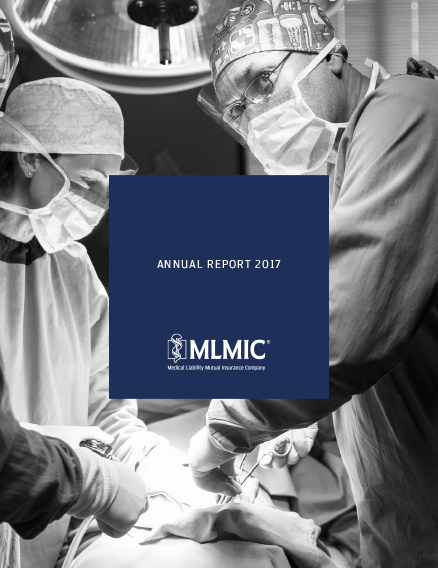 MLMIC 2017 Annual Report