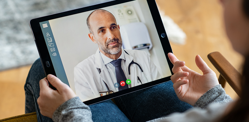 virtual treatment through telehealth requires consideration of key risks